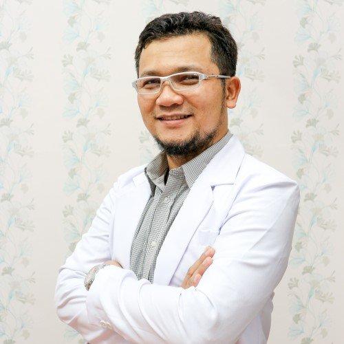 drg. Achmad Arifin, Sp.Perio